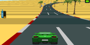 16 Bit Rally Featured