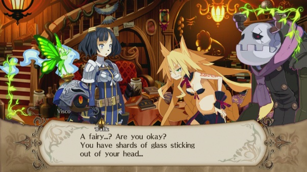 The Witch and the Hundred Knight Screenshot 1