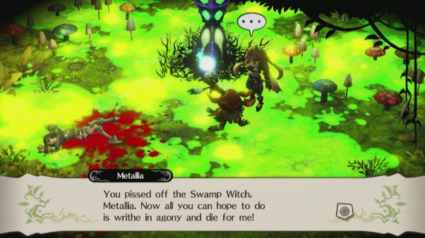 The Witch and the Hundred Knight Screenshot 2