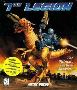 7th Legion Boxart