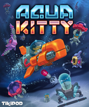 Aqua Kitty - Milk Mine Defender Boxart