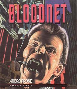 BloodNet Boxart