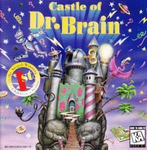 Castle of Dr. Brain Boxart