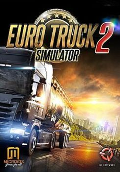 Euro Truck Simulator 2 Boxart