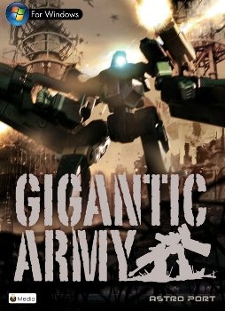 Gigantic Army Boxart