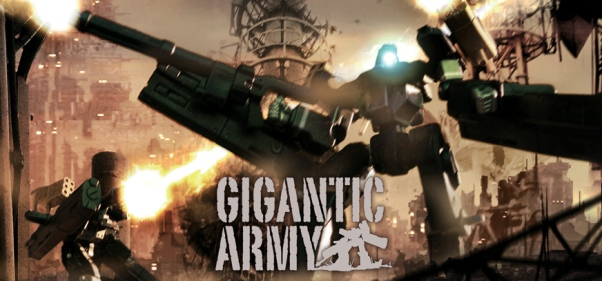 Gigantic Army Giveaway