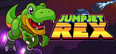 JumpJet Rex Logo