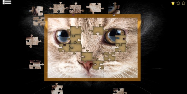 Kitty Cat Jigsaw Puzzles Featured