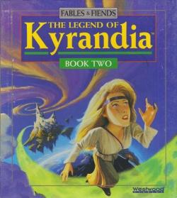 Legend of Kyrandia Book Two: The Hand of Fate Boxart