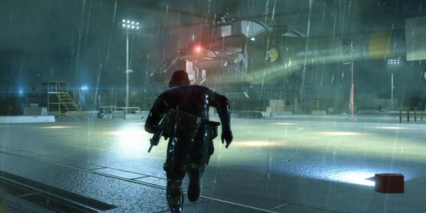 Metal Gear Solid V: Ground Zeroes Featured