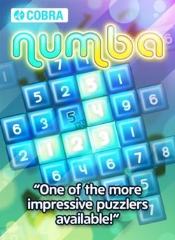 Numba Deluxe Boxart