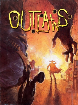 Outlaws Boxart