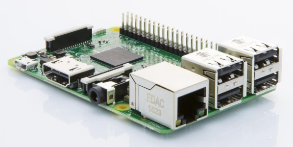 Raspberry Pi 3 Model B Featured