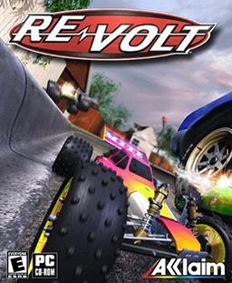 Re-Volt Boxart