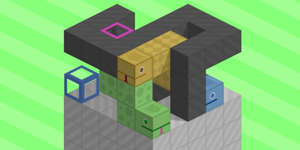 Snake Blocks Featured