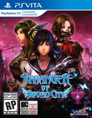 Stranger of Sword City Boxart