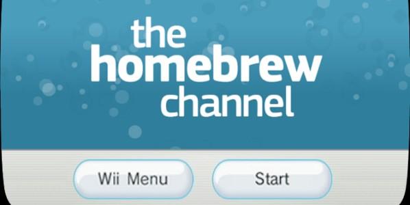 The Homebrew Channel Screenshot