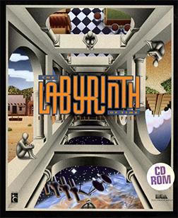 The Labyrinth of Time Boxart