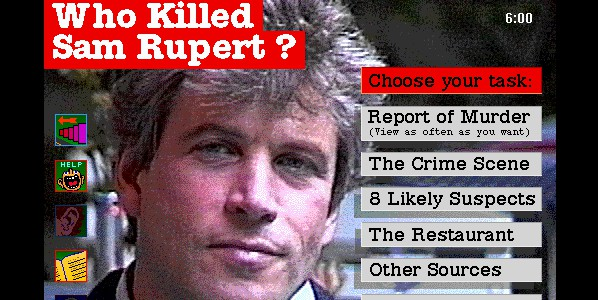 Who Killed Sam Rupert Virtual Murder 1 Featured