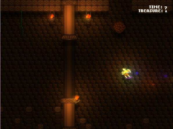 Ahriman's Treasure Screenshot