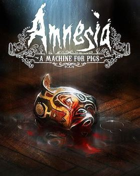Amnesia: A Machine for Pigs Boxart