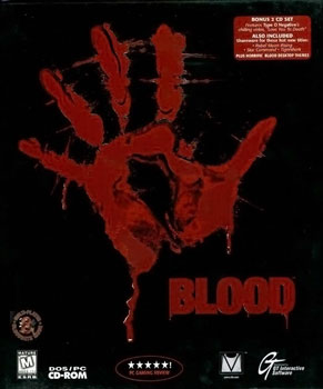 Blood: One Unit Whole Blood Boxart