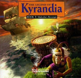 The Legend of Kyrandia Book 3: Malcolm's Revenge Boxart