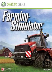 Farming Simulator Boxart