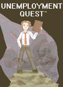 Unemployment Quest Boxart