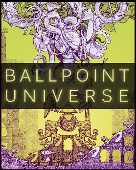 Ballpoint Universe Infinite Boxart