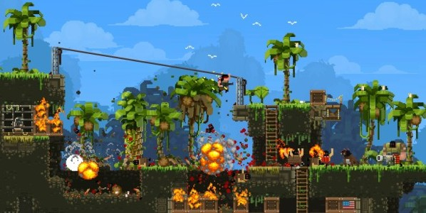 Broforce Featured