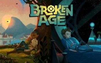 Broken Age Boxart