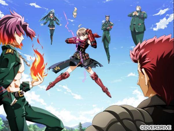 Cho Dengeki Stryker Screenshot 3