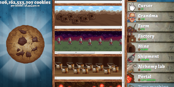 Cookie Clicker Featured
