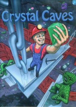 Crystal Caves Boxart
