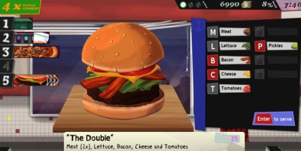 Cook, Serve, Delicious! Screenshot 1