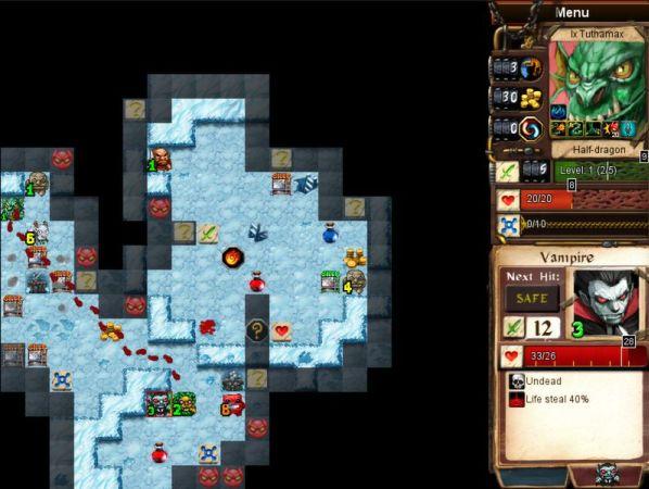 Desktop Dungeons Screenshot