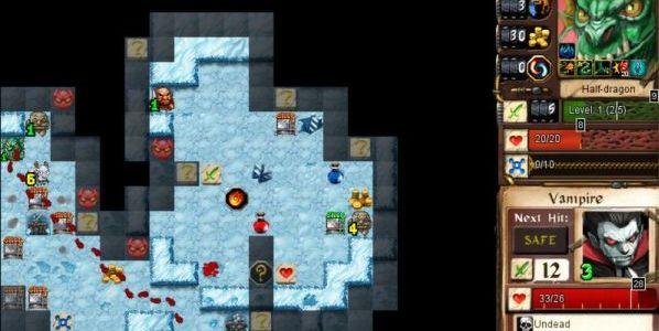 Desktop Dungeons Featured
