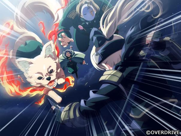 Dengeki Stryker Screenshot 3