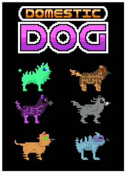 Domestic Dog Simulator Boxart