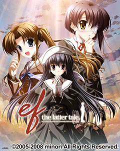 Ef - the latter tale Boxart