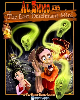 Al Emmo and the Lost Dutchman's Mine Boxart