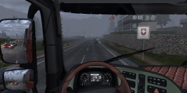 Euro Truck Simulator 2 Featured