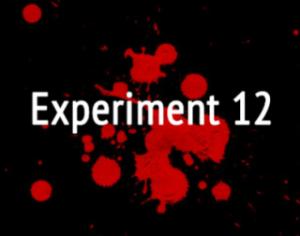 Experiment 12 Boxart