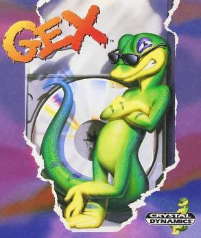 Gex Boxart