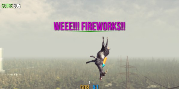 Goat Simulator Featured
