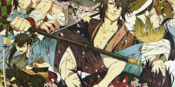 Hakuoki Featured