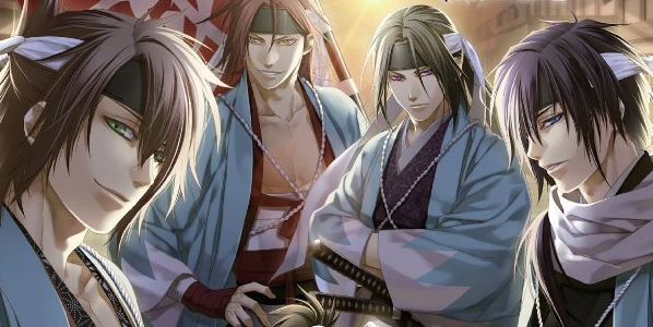 Hakuoki Screenshot