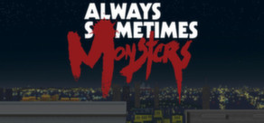 Always Sometimes Monsters Logo