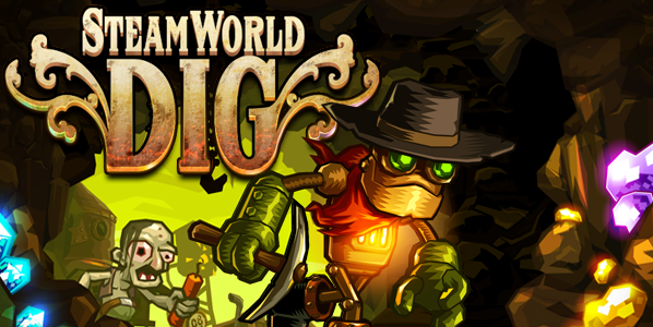 SteamWorld Dig Featured
